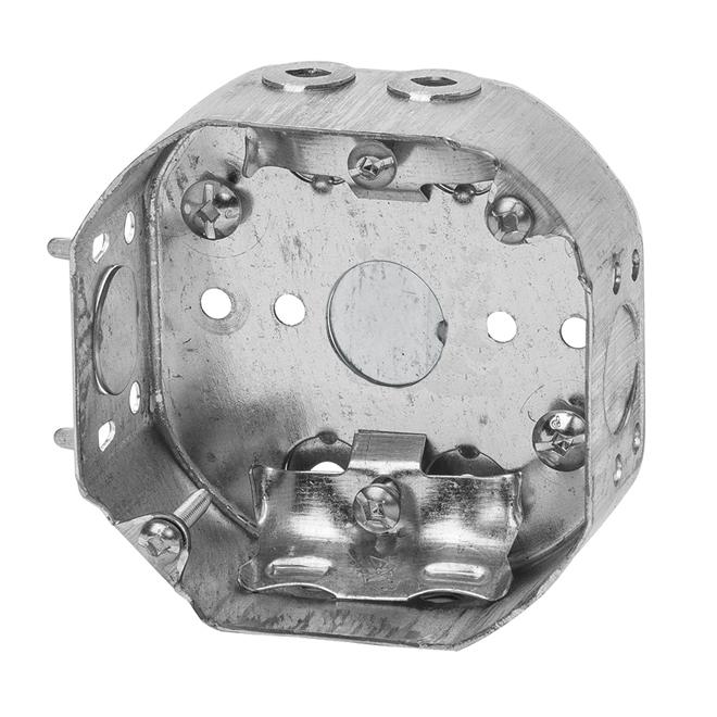 "Device Box - Octagonal - 1 1/2"" - 30/Pk"