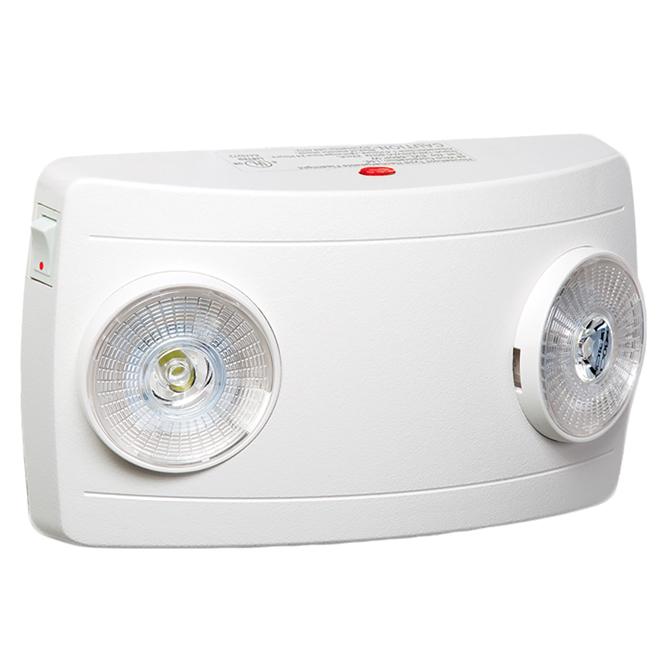 Emergi-Lite Emergency Light - 2 Lights - LED