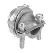 """Connecteur Iberville(MC) à 2 vis, 3/8"""", gris, 70/boîte"""