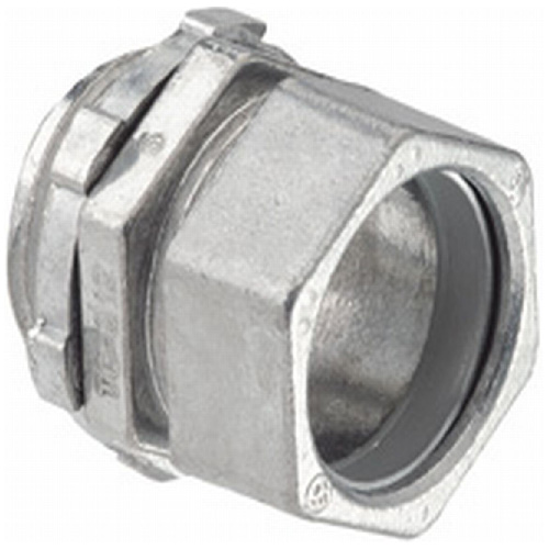 EMT Compression Connector - 1 1/4""