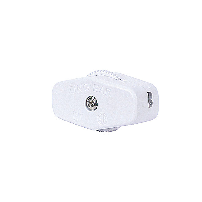 Thumbwheel Switches - 3A x 120V - White - 2PK