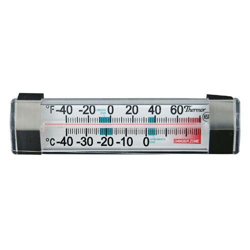 Thermometer - Refrigerator and Freezer