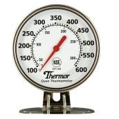 Thermomètre de four en acier inoxydable, 50 °C à 300 °C