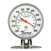 """Thermomètre pour réfrigérateur ou congélateur, 3"""""""