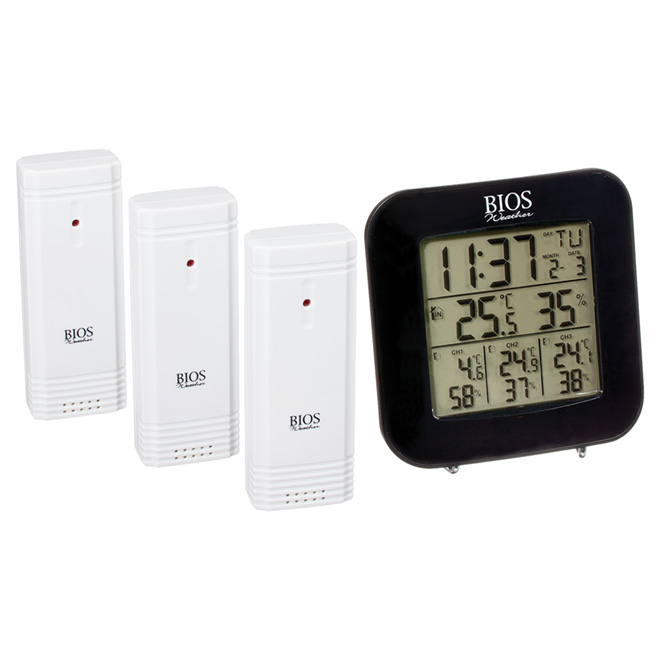 Bios Weather Station - Black