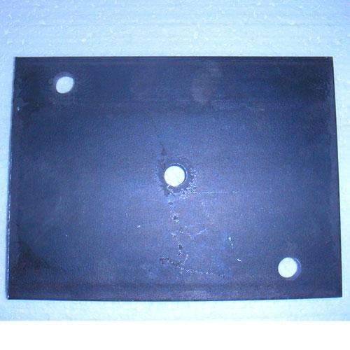 "Jack Post Plate - 6"" x 8"""