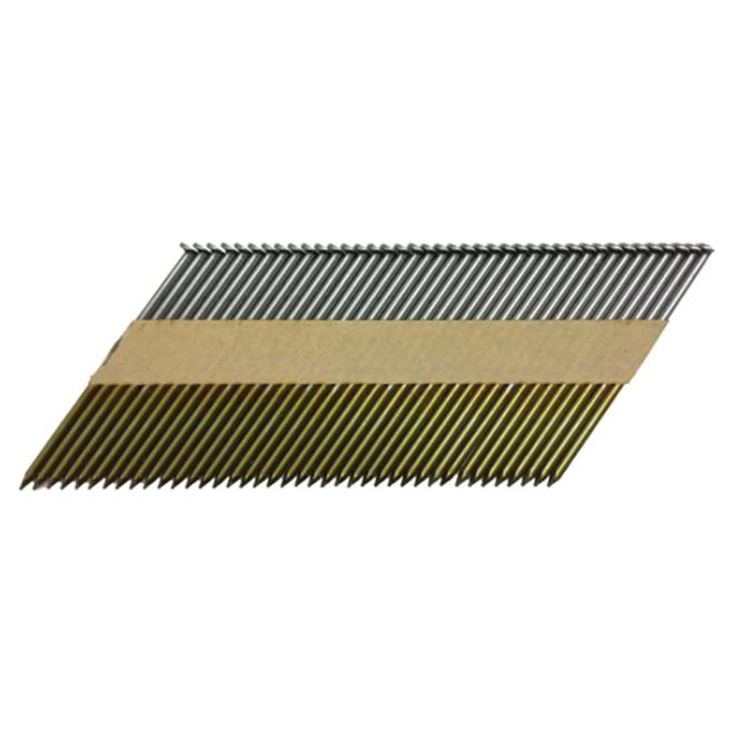 """Framing Nails - 34° Strip - 3 1/4"""" - 3000/Box"""