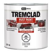 Tremclad(R) - Rust Paint - 237 Ml - Gloss White