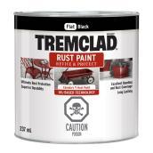 Tremclad(R) - Rust Paint - 237 Ml - Black Matte