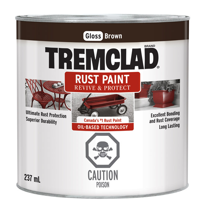 "Paint - ""Gloss Finish"" Antirust Paint"