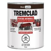 Peinture antirouille Tremclad, 946 ml, brun, fini lustré