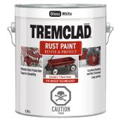 Tremclad(R) - Rust Paint - 3.78 L - Gloss White