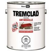 Antirouille, Tremclad(MD), 3,78 l, blanc mat