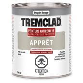 Apprêt antirouille Tremclad(MD), 946 ml, rouge