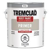 Apprêt antirouille Tremclad(MD), 3,78 l, gris