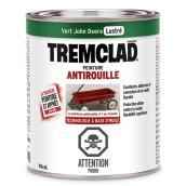Peinture antirouille Tremclad, 946 ml, vert John Deere, fini lustré