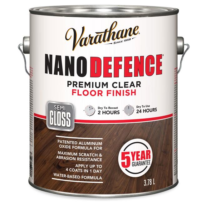 """Nano Defence"" Floor Finish"