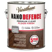 """Nano Defence"" Floor Finish"