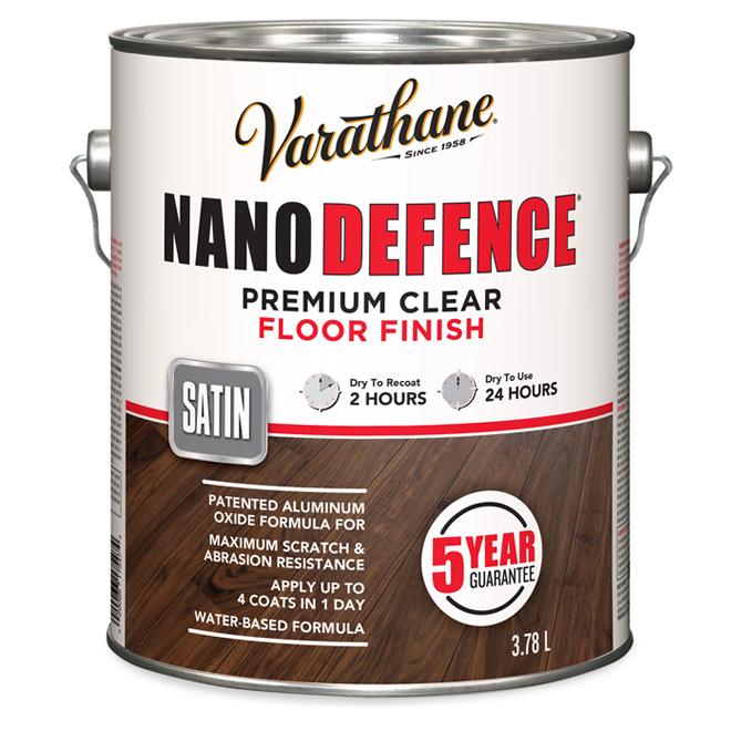 """Varnish - """"Nano Defence"""" Floor Finish"""