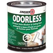Oil-Based Primer-Sealer - Odorless - 946 ml - White