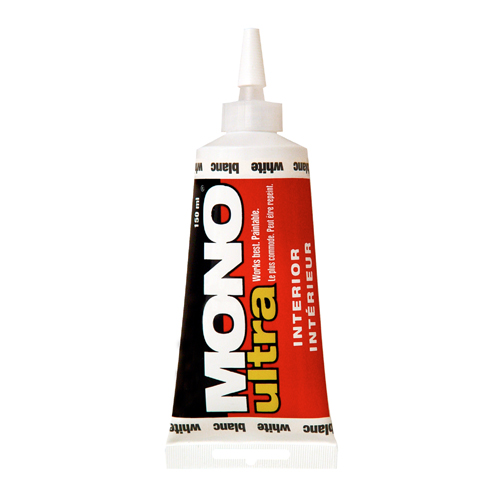 Mono Ultra(R) Trim and Baseboard Sealant - 150 ml - White