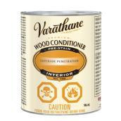 Teinture pour bois d'intérieur Varathane Premium, à base d'huile, protection UV, clair, 946 ml