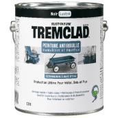Peinture antirouille, Tremclad, 3,78 l, fini lustré, noir