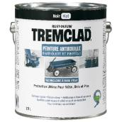 Peinture antirouille, Tremclad, 3,78 l, fini mat, noir