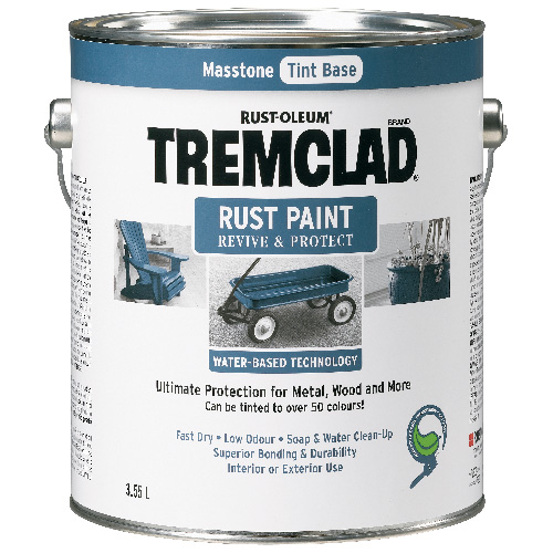 "Paint - ""Tinted Base"" Antirust Paint"