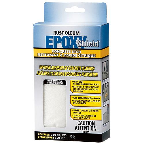 """Epoxy Shield"" Citric Acid Cleaner"