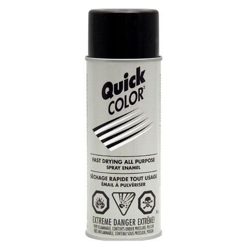 Rust-Oleum - All-Purpose Enamel Spray Paint - Gloss Black