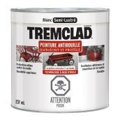 Peinture antirouille, Tremclad, 237 ml, fini semi-lustré, blanc