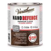 NanoDefence(R) Floor Finish - Clear - Glossy