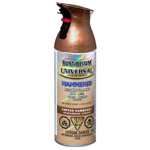 Hammered Copper Spray Paint