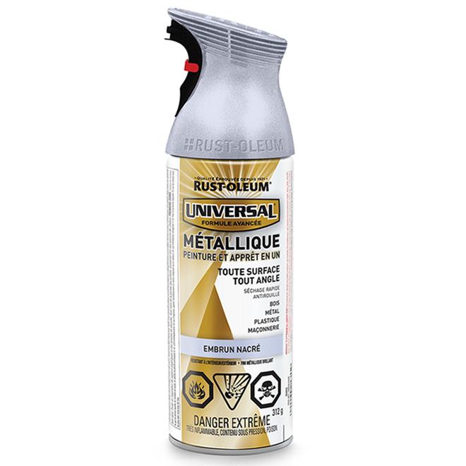 All purpose spray paint & primer