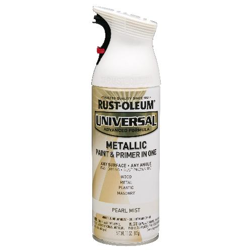 Metallic Spray Paint & Primer - 312 g - Pearl Mist