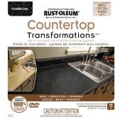 Countertop coating system