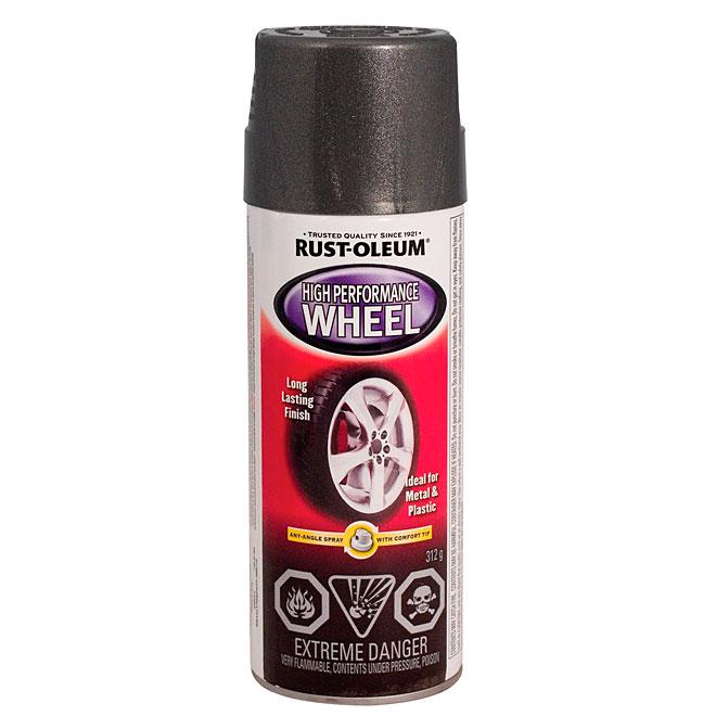 340 g Graphite High Performance Wheel Paint