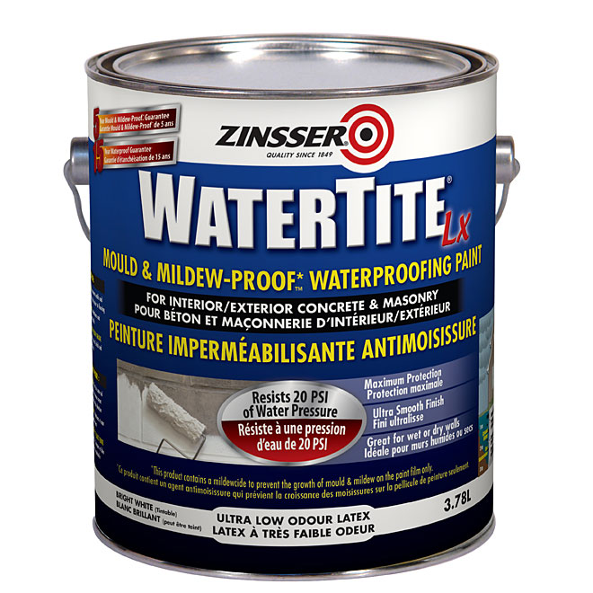 """WaterTite"" Paint"