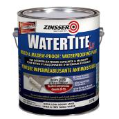 Mold/ Mildew Proof/ Waterproofing Paint - Zinsser - Latex - 3.7 L - White