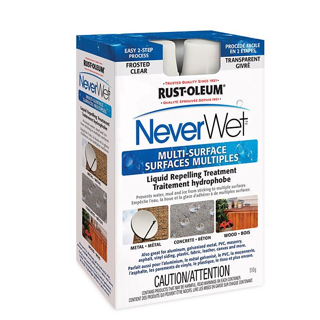 """NeverWet"" Liquid Repelling Treatment"