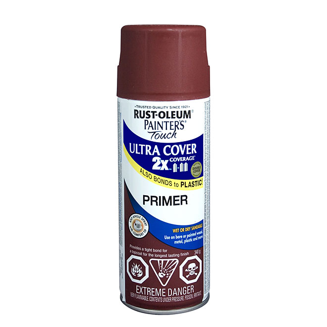 Ultra Cover 2X Spray Paint Primer