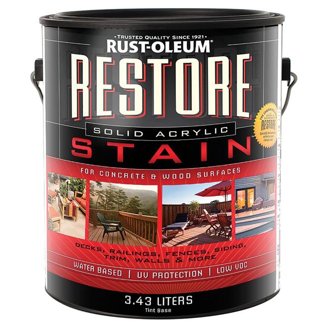 """Restore"" Acrylic Tint Base"