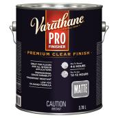 3.78 L Oil Base Floor Varnish Flat Finish