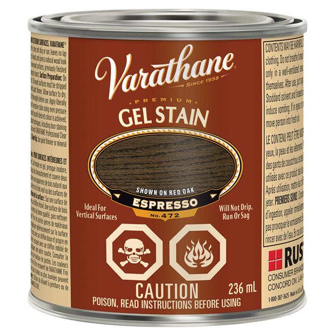 236 mL Premium Gel Stain Espresso