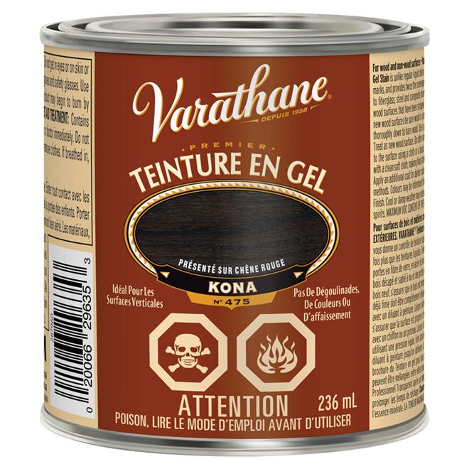 Teinture - gel de première qualité de 236 ml - Kona
