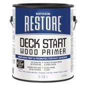Restore Deck Start Wood Primer - Clear - 3.78 L
