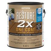 Teinture opaque Restore 2x One Coat