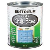 Rust-Oleum - Chalk Board Paint - 887 mL - Clear