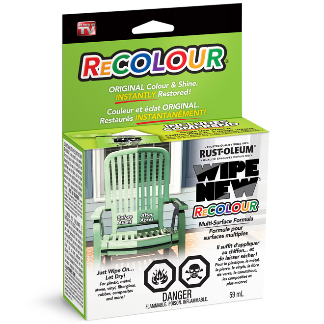 Multi Surface Colour Restorer - Wipe New Recolour - 59ml